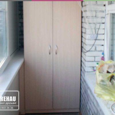 Балконный шкаф